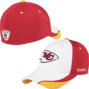 Kansas City Chiefs NFL Official Player Sideline Hat