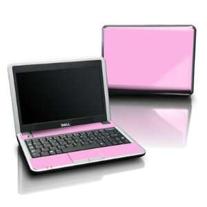 Pink Design Protective Skin Decal Sticker for DELL Mini 10 Laptop