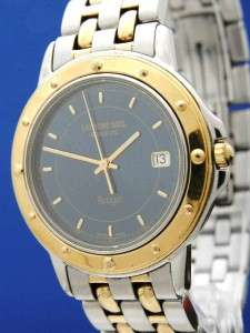 Mans Raymond Weil Geneve Tango Stainless/Gold Watch (54932)