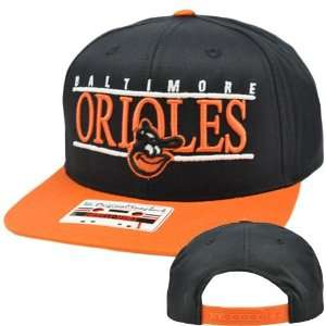 MLB American Needle Nineties Twill Baltimore Orioles Hat