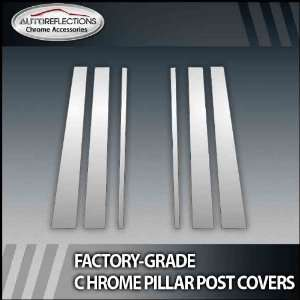 97 12 Lincoln Navigator 6Pc Chrome Pillar Post Covers