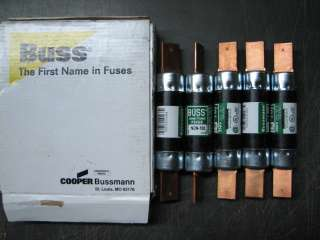 Bussmann NON 10 One Time General Purpose Fuse (Lot of 5