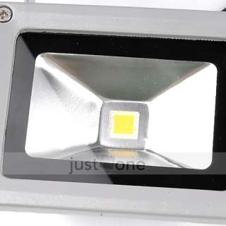 10W 85 265V 6000 6500K Outdoor Waterproof LED Flood Wash Light Cold
