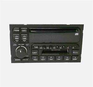 LeSabre Park Avenue Single Disc CD Cassette Player Radio OEM