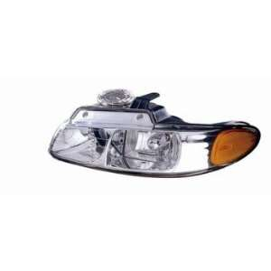CHRYSLER TOWN & COUNTRY 98 99 HeadLight Assembly Passenger