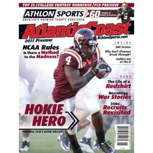 Sports 2011 College Football ACC Preview Magazine  Virginia Tech