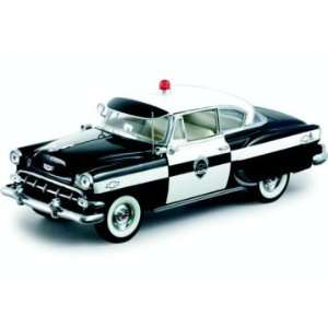 1954 Chevrolet Bel Air Hard Top Police Car Toys & Games