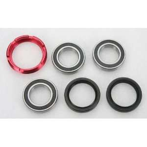 02 11 HONDA CRF450R PIVOT WORKS REAR WHEEL BEARING KIT