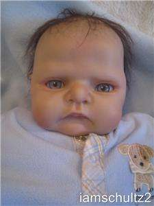 RARE Ashton Drake So Truly Real Lifelike Newborn Baby Doll ~ For