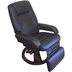 Faux Leather Reclining Massage Chair