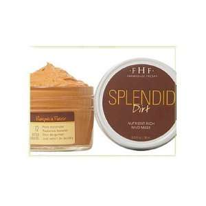 Fresh Splendid Dirt Face Mud Mask Pumpkin Puree