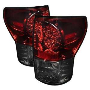 Spyder Auto ALT YD TTU07 LED RS Red Smoke LED Tail Light