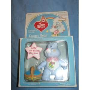 Care Bears Grams Bear with Lovin Basket Poseable Figure