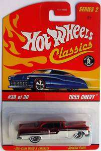 Hot Wheels Classics Series 2 1955 CHEVY