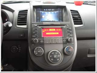Navigation Radio Dash Bezel for KIA 10 11 Soul, Center console