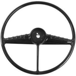 1954 56 Chevy Truck Steering Wheel, Black Automotive