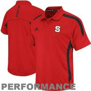 University Wolf Pack Polo  Adidas North Carolina State Wolfpack 2012