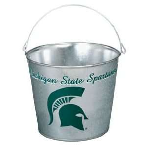 NCAA Michigan State Spartans 5 Quart Pail *SALE* Sports