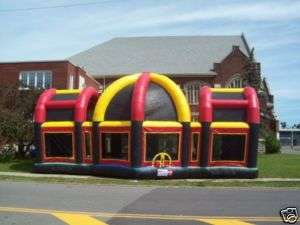 Sports Arena Basketball Football Bounce House Jumper Play House cls