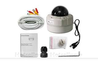 420TVL Pan Tilt Zoom PTZ Vandalproof Dome (Sony chip) CCD CCTV Camera