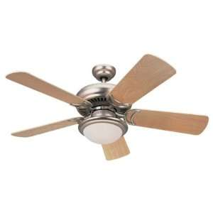 Monte Carlo Fans 5DS44BP Pewter Ceiling Fan Brushed Pewter