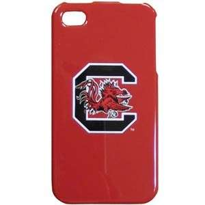 SOUTH CAROLINA GAMECOCKS IPHONE 4 FACEPLATE COVER CASE