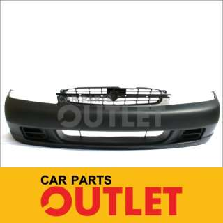 1998 1999 Nissan Altima OEM Replacement Front Bumper Cover