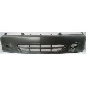 00 02 CHEVY CHEVROLET CAVALIER FRONT BUMPER COVER, Primed, Z24 Models
