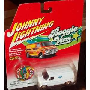 Johnny Lightning Boogie Vans   1977 Ford Econoline 150