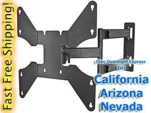 ARTICULATING CORNER WALL MOUNT BRACKET 32 37 42 46 LED PLASMA TV