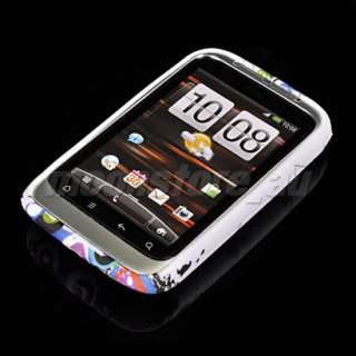 SOFT TPU GEL CASE COVER FOR HTC WILDFIRE S 2 G13 32