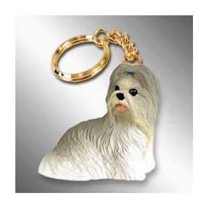 Shih Tzu Dog Keychain   Mixed Color