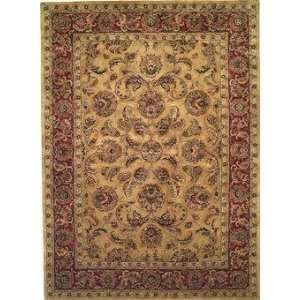 Safavieh   Classic   CL398A Area Rug   23 x 10   Gold