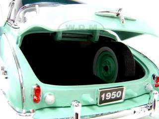 1950 Chevy Bel Air Two Door Hard top Die Cast Model Car N.I.B.