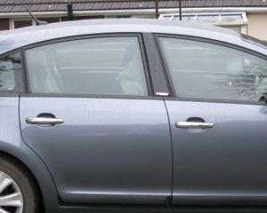 CITROEN C4 SALOON PICASSO CHROME DOOR HANDLE COVER TRIM