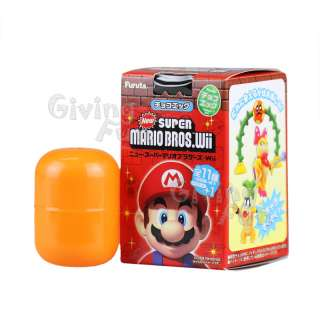 GENUINE 2011 Furuta Chocolate Egg Super Mario Bros Iggy Koopa Figure