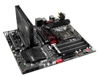 Carte mère Asus Rampage III Black Edition S1366Intel