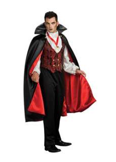 Transylvanian Vampire  Cheap Gothic/Vampire Halloween Costume for Men