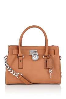 MICHAEL Michael Kors  Luggage East West Hamilton Satchel by Michael