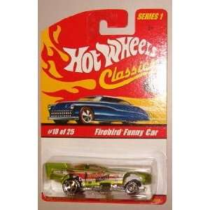 Hot Wheels Classic Series 1 Firebird Funny Car #18 of 25 164 Scale