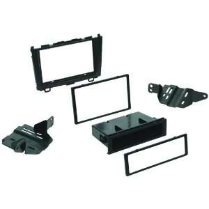 Up Honda CRV ISO DIN With Pocket and Double DIN kit