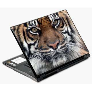 Universal Laptop Skin Decal Cover   Fearless Tiger