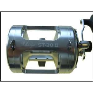 ST30II LEVER DRAG BIG GAME Fishing Reel