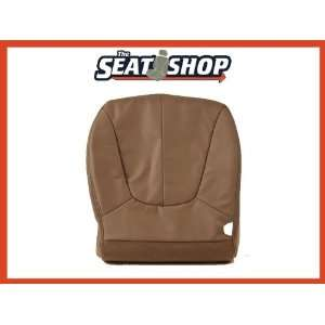 97 98 99 Ford Expedition XLT Prairie Tan Leather Seat Cover LH bottom