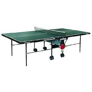 Indoor Green Ping Pong / Table Tennis Table