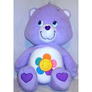 Large Harmony Bear Care Bear Huggable Plush Toy Toys & Games
