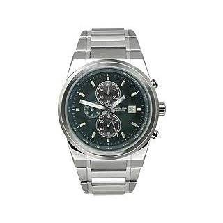 Kenneth Cole New York Reaction Chrono Black Dial Mens watch