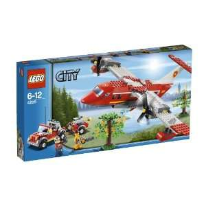 LEGO CITY Fire Plane Toys & Games