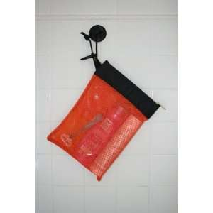 SHOWER TOTE & DITTY BAG   Extra Strength Mesh   Made in