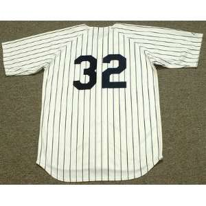 York Yankees 1963 Majestic Cooperstown THROWBACK Home Baseball Jersey